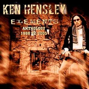 Ken Hensley Albums Elements Anthology